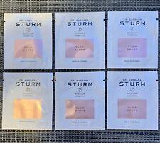 DR. BARBARA STURM Glow Drops Lot Of 6 SAMPLES