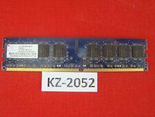 1gb Nanya ddr2 RAM 667mhz pc2-5300u DIMM 240-pol. cl5 nt1gt64u8ha1by-3c #kz-2052