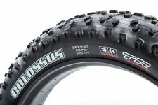 "New Maxxis Colossus 26 x 4.8"" Foldable Fat bike Tire Dual EXO Tubeless"