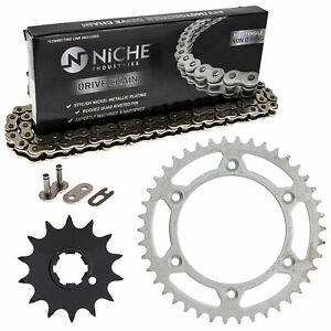 Sprocket Chain Set for KTM 640 LC4E Six Days Adventure 14/42 Tooth 520 Kit