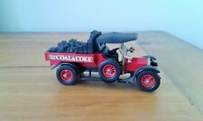 Matchbox Models Of Yesteryear Y 13 1918 Crossley Evans Coal Coke