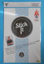 STICK IT - LARGE SIZE ADHESIVE SHEETS for DIE CUTS/CUTTING MACHINES as seen TV