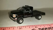 1/64 CUSTOM 2015 chevrolet chevy 3500 duramax flatbed pickup truck ERTL farm toy