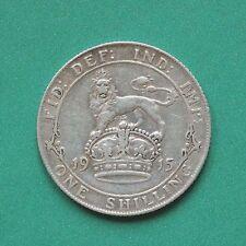 1915 George V Silver Shilling SNo43474