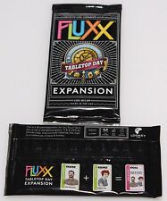 Fluxx Expansion - TableTop Day Promo 10 Card Pack Wil Wheaton Felicia Day