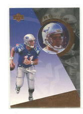 1996 Upper Deck Proview #11 Drew Bledsoe New England Patriots