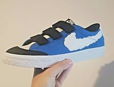 NIKE SB x KEVIN BRADLEY ZOOM BLAZER AC XT ISO KEVIN AND HELL PACK UK9 / US10