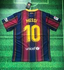 Messi Barcelona Home Jersey 20/21 (Same Day Shipping)