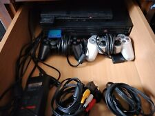 2 Playstation 2, 1 slim e 1 fat