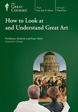 The Great Courses:How to Look At & Understand Great Art-Transcript ONLY- No DVDs
