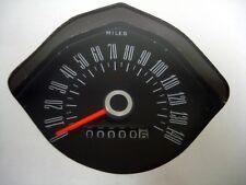 1965 1966 Ford Mustang Speedometer 65 66 Pony Speedo