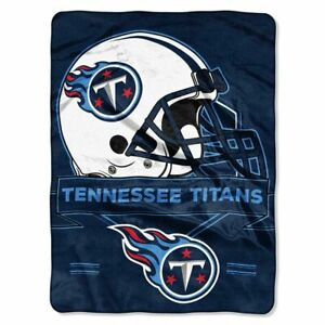 "Tennessee Titans Prestige 60"" x 80"" Royal Plush Blanket by Northwest"