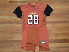 New Nike Get Loose Oregon State Beavers Football Jersey Men's L Orange Black #28