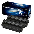 2PK Black C7115A Toner replace for HP 15A LaserJet 1005 1200N 1220 1220SE