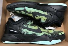 new concept 69e58 722de Nike Zoom Kobe VII 7 System Mint Candy Green Black Dart Frog 488371-300 Sz