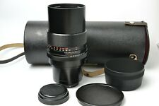 NEW! Carl Zeiss Jena MC Sonnar 4/300 lens Pentacon Six Mount S/N 10628