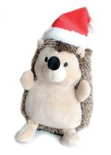 Christmas Hedgehog  Squeaky Dog Toy by Petface, Soft, cuddly, Christmas Present
