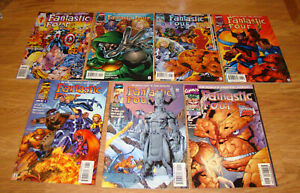 Marvel Comics, FANTASTIC FOUR #3 #5 #6 #7 #8 #9 #10 (NM) Volume 2 - 1997