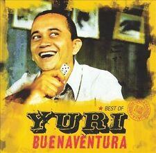 Best of Yuri Buenaventura by Yuri Buenaventura (CD 2005, Wrasse) BRAND NEW - OOP