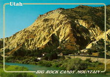 Utah, USA, Big Rock Candy Mountain - used postcard