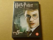 DVD / HARRY POTTER AND THE ORDER  OF THE PHOENIX