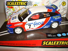 FORD FOCUS ED ESPECIAL BOLLYCAO SCALEXTRIC