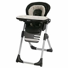 Graco Souffle High Chair - Pierce - New! Free Shipping!
