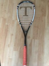 Squash Racket By Titan 150g RRP £80 ONLY £40 USED 1 or 2  GTI ORANGE/BLACK