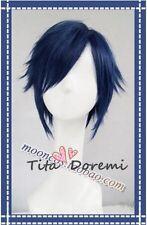 Halloween Wig Hair Cosplay Uta no Prince-sama Ichinose Tokiya blue Anime Wigs
