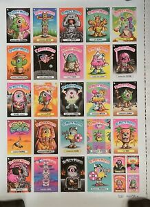 Buff Monster Melty Misfits Jumbo 2020 Uncut Proof Sheet - Double Sided w/ Puzzle