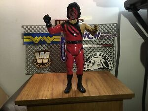 CUSTOM  WRESTLING JakkS BIG RED MACHINE FIGURE