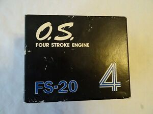 used vintage os fs-20 engine