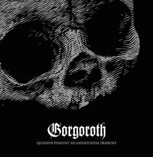 Gorgoroth - Quantos Possunt LP - BLACK METAL VINYL ALBUM - Dissection Record