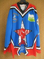 Maillot roller Hockey La Rochelle Old Star Cit Dessaint Jersey Vintage - XXL
