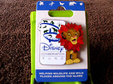 Disney Conservation Fund * SIMBA * New on Card Lion King Trading Pin