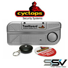 Cyclops TG4000 Wireless Tool Box Alarm