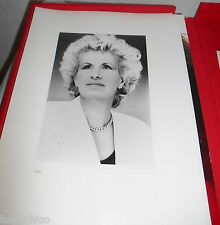 ESCADA Vintage 1980s Margaretha Lay Bio Press Release