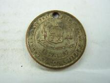 1877 medal Australia celebrates 60th year Queen Victoria's reign            2502