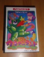 JEU GAME NAMCOT FAMICOM NES JAPANESE Wagan Land FAMILY COMPUTER import JAPAN **