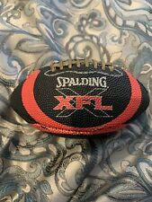 XFL ORIGINAL MINI GAMEDAY FOOTBALL XFL EXCLUSIVE OUT OF PRINT 2000