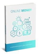 Online MoneyE BOOK PDF WITH RESELL RIGHTS DELIVERY 12hrs