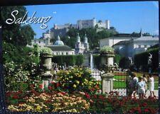 Austria Salzburg Mirabellgarten das Kleinod der Fest spielstadt - posted 2013