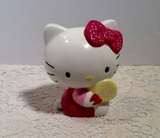 Hello Kitty Ceramic Piggy Bank Money Holder Container