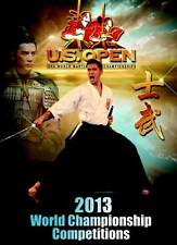 2013 ISKA US Open World Martial Arts Championships DVD