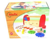 Baufix Toolbox Building Set Brand New Item # 11100 Free Shipping