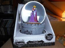 disney villians Halloween snow globes Queen Grimheld