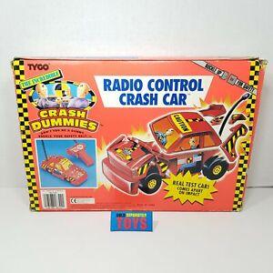 Crash Test Dummies RC Radio Control Car BOX only vintage Tyco