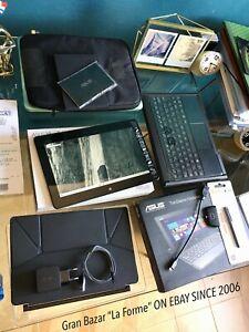 W10 ASUS VIVOtab Smart LTE +box +transleeve (keyboard NOT WORK) tablet BATTERY🔝