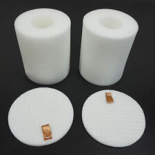 2 Foam & Felt Filter set for Shark Rotator Lift-Away Vacuum NV500-NV503 XFF500