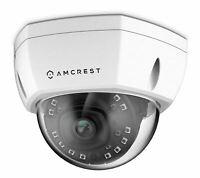 Amcrest IP2M-851EW  ProHD Outdoor 2 Megapixel PoE Dome IP Security Camera - IP67